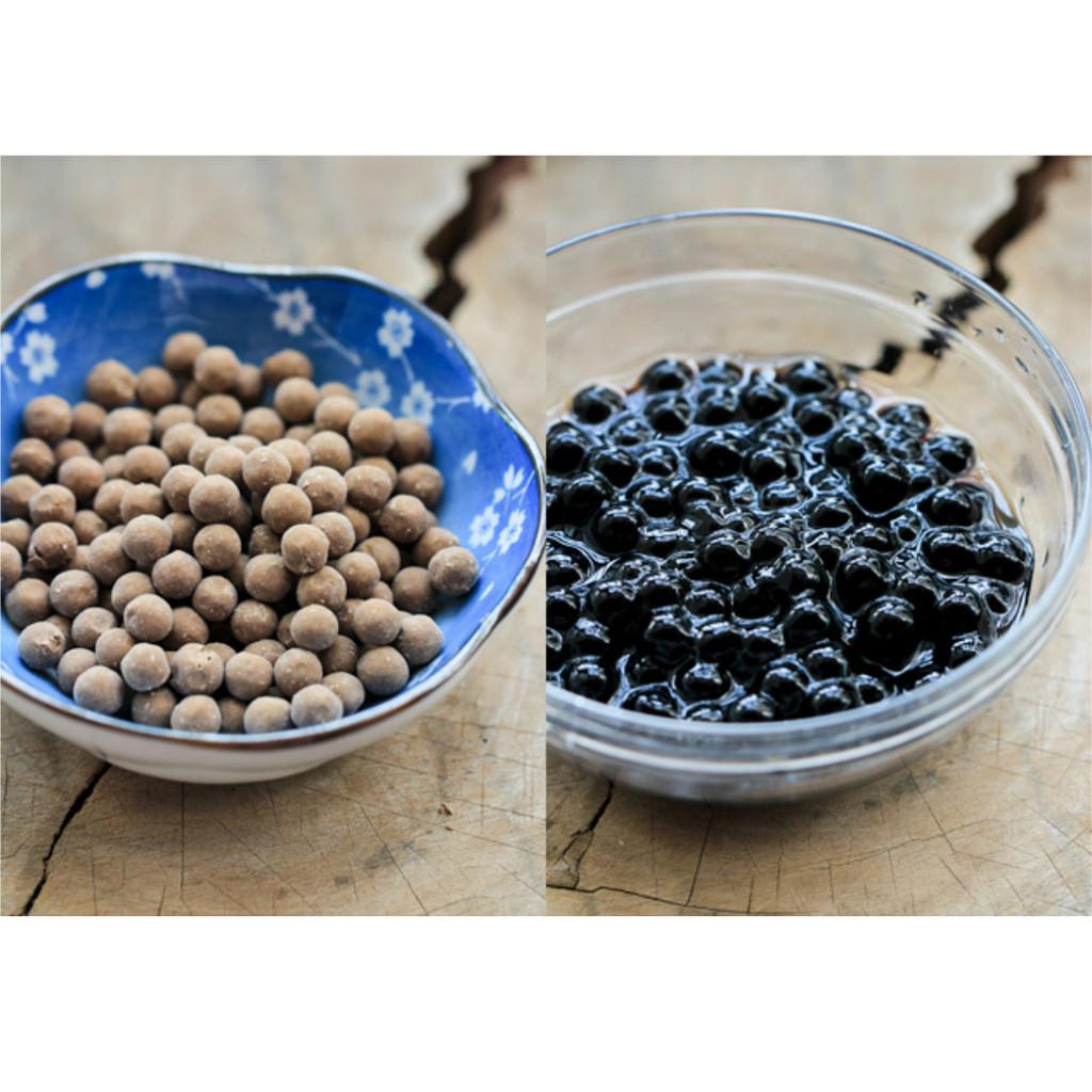CASE of Tapioca Pearls (8.5mm) (6 x 3kg = £6.50each)