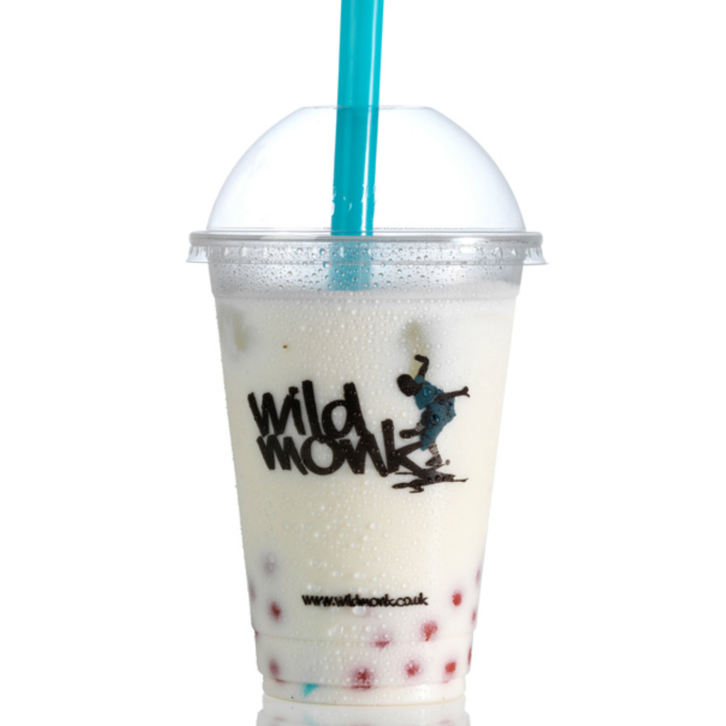 Coconut Bubble Tea by Wild Monk