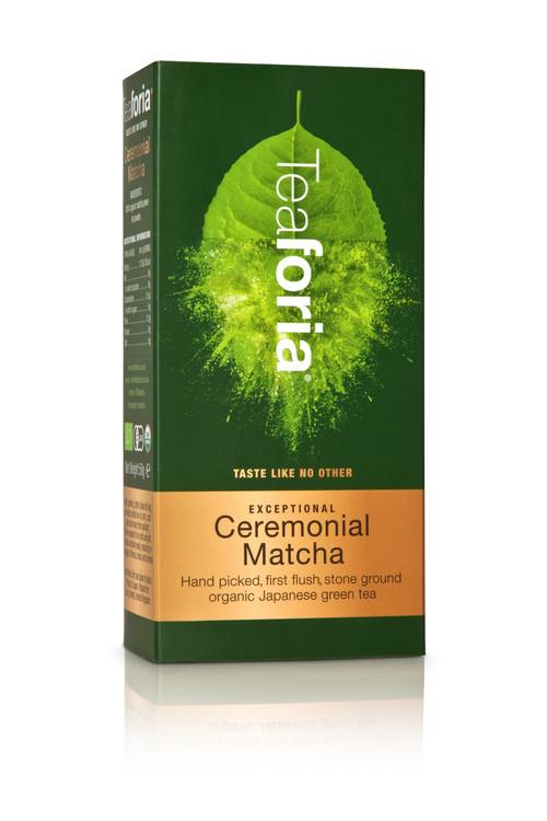 CEREMONIAL Japanese Organic Matcha