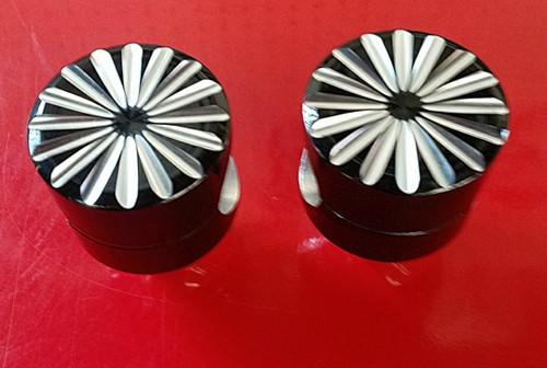 Blacksmith Vegas Roulette 1.50 inch Risers Black Phantom Cut