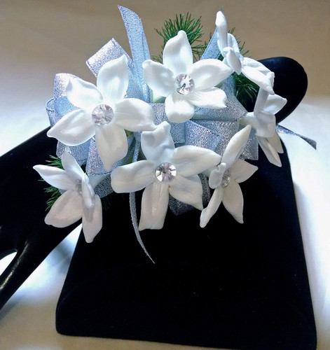 Stephanotis Wrist Corsage-Pick Up Only