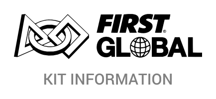 FIRST Global Kit Information