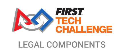 FIRST Tech Challenge Legal Components