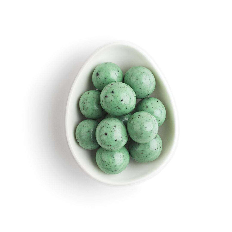 Mint Chip Malt Balls