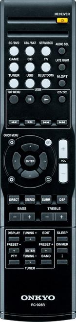 Onkyo TX SR353