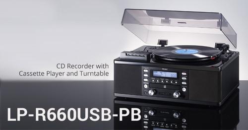 Teac LP R660USB-PB