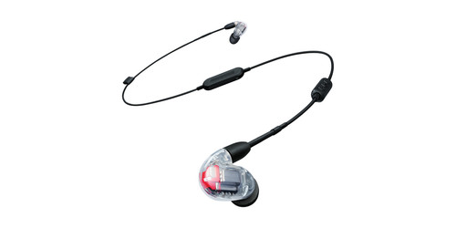Shure SE846-CL+BT1 Wireless Sound Isolating Earphones with Bluetooth Enabled Communication Cable