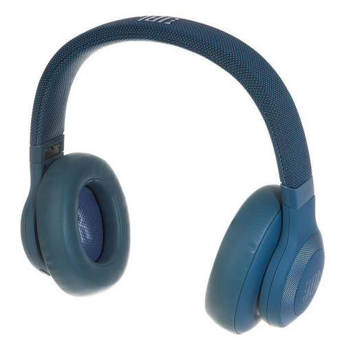 JBL E65BT. Blue. Free Shipping.