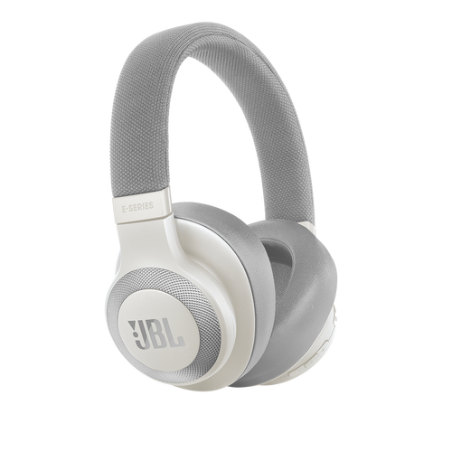 JBL E65BT. White. Free Shipping.