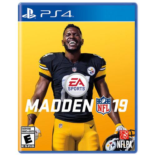 Madden NFL 19 (PS4) Brand New