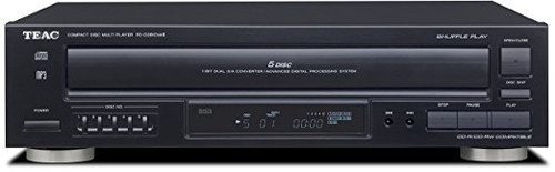 Teac PD-D2610MKII  5 cd changer - Free Shipping