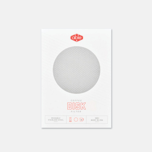 ABLE BREWING DISK FILTER – STANDARD