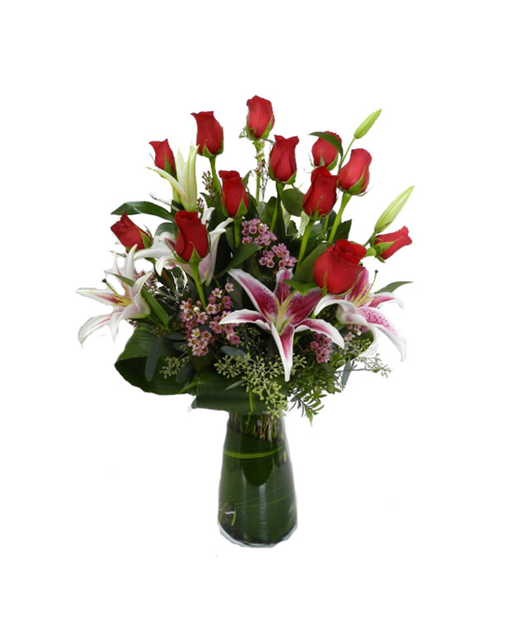Roses Choice Roses Lilies Rose Blossom