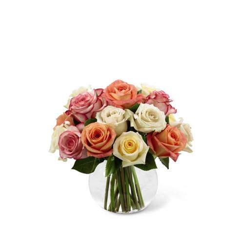 Sundance Rose Flower Arrangement Bouquet