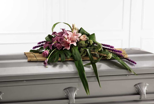 Affection Casket Spray