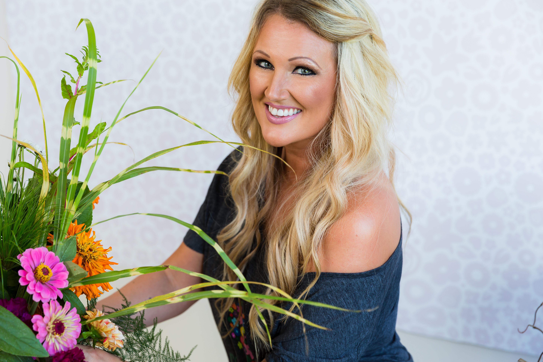 Kelly Sanchez, Floral Designer | Rose & Blossom