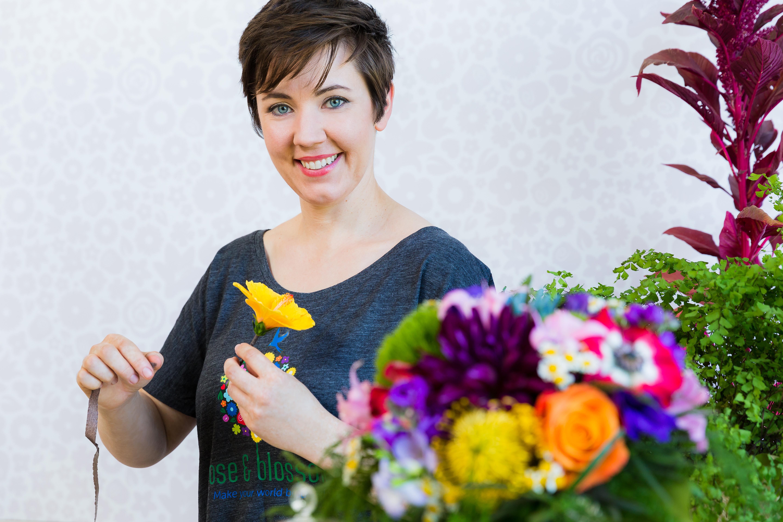 Jennifer Wilcox, Floral Designer | Rose & Blossom