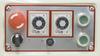American Eagle AE-3050 80Qt Spiral Mixer, Capacity 66Lbs Flour, 110Lbs Dough, 3HP Agitator, 1HP Bowl, 220V/3Ph/60Hz Control Panel