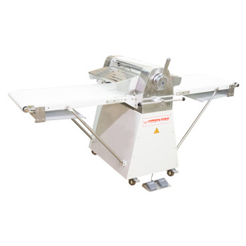 "American Eagle AE-DS52 Dough Sheeter, Floor Type, Roller width 20 1/2"", length 82 3/4"", 1/2HP, 220V/60Hz/1Ph Open 2"