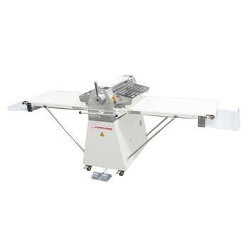 "American Eagle AE-DS65 1HP Dough Sheeter Floor Type 25.5"" W x 98.5""L, 220V/1Ph"