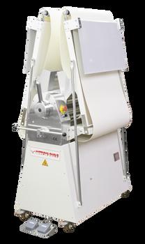 "American Eagle AE-DS65L Dough Sheeter, Floor Type, Roller width 25 1/2"", length 118"", 1HP, 220V/60Hz/1Ph"