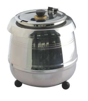 Pro Restaurant Equipment Soup Kettle - Stainless Steel