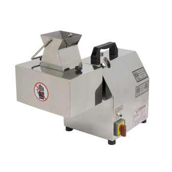 American Eagle AE-MC12N 1HP Commercial Electric Meat Cutter Kit Stainless Steel