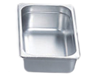"Pro Restaurant Equipment Bain Marie Pan, 1/3 Size Pan, 13"" x 7"" x 4"""