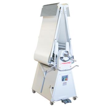 "American Eagle AE-DSE65L Elite Series Dough Sheeter Floor Type 25.5""W x 118""L, 220V/1Ph"