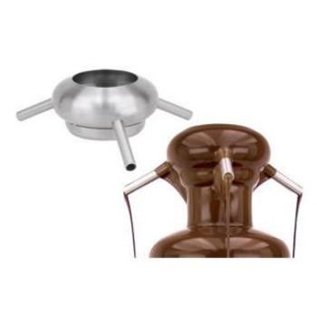 Buffet Enhancements Chocolate Fountain Topper, SS, Spout