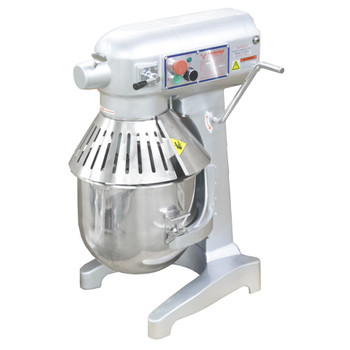 American Eagle AE-200A 20Qt Planetary Mixer w/Safety Guard, 1HP, 3 speeds