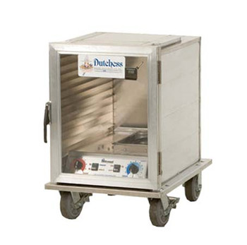 Dutchess CA31-PF10-CD-R-DUT Portable 1/2 Size Proof/Holding Cabinet