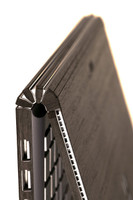 Ebony Surface Book Performance Base cover edge view