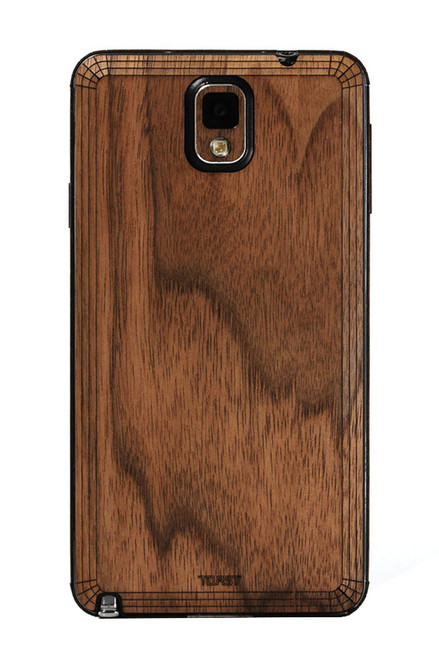 Note 3 (SGN3) Walnut back panel