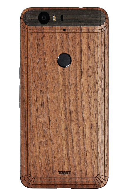 Nexus 6P (NX6P) Walnut w/ Ebony