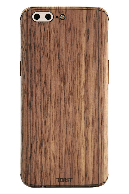 OnePlus 5 wood cover