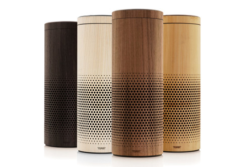 Amazon Echo / Echo Dot wood covers