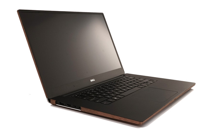Real Wood Dell XPS laptop Covers  Toast