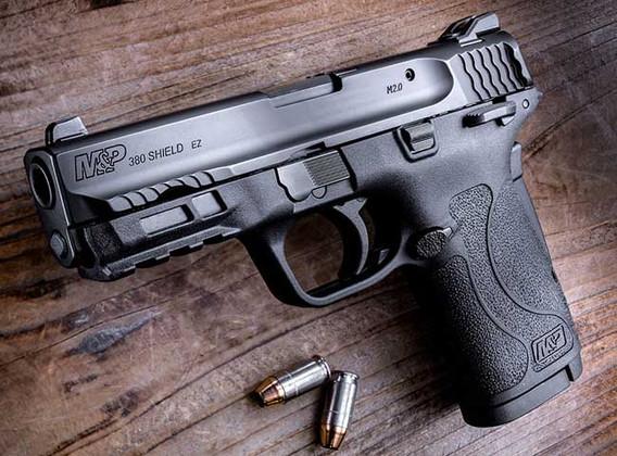 New Gun: Smith & Wesson M&P380 Shield EZ