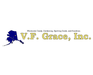 V.F. Grace, Inc. Logo