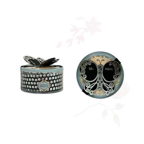 Black Tie Flutter By Leggings - Silver