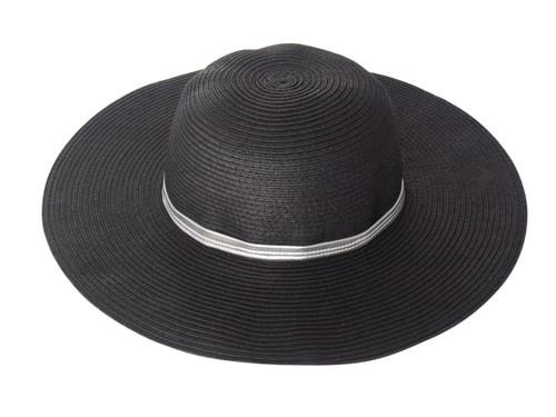Girls Sun Hat black
