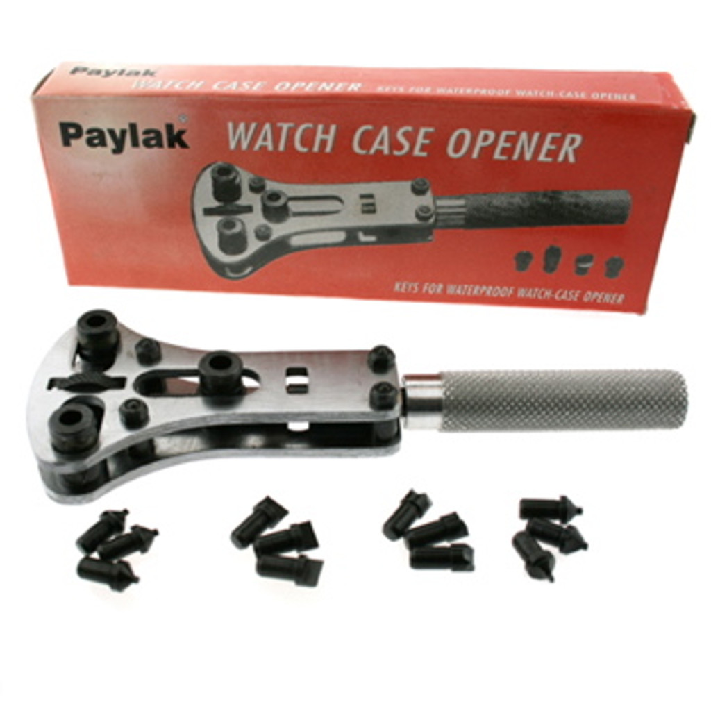 Paylak Watch Case Opener Wrench Tool for Waterproof Watches Case back - Main