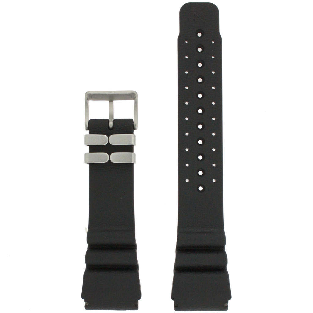 Citizen Watch Band Aqualand 24mm Rubber Watch Strap 59-L7322