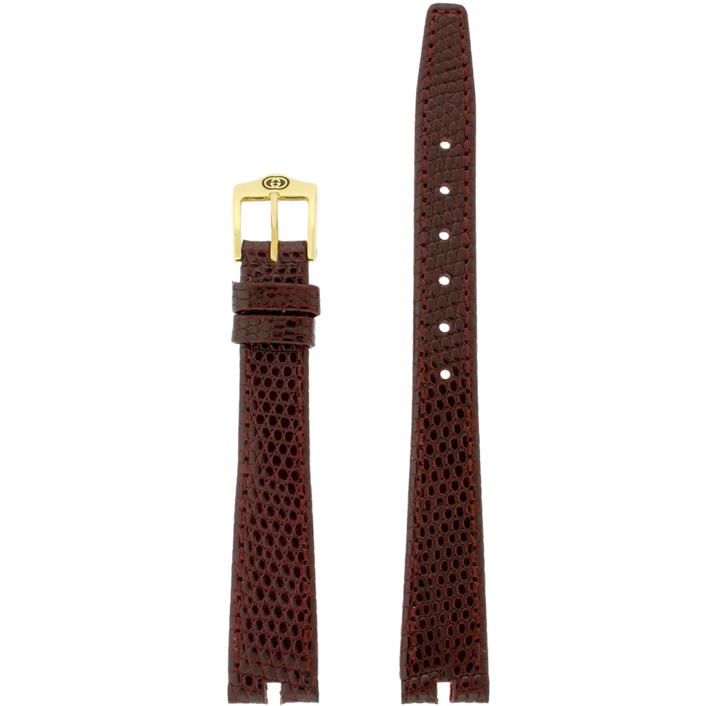Gucci burgundy watch band 2500L 3400L