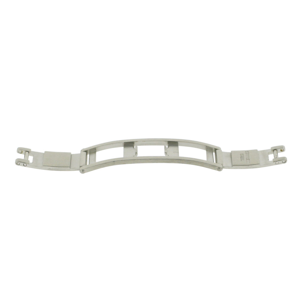 Butterfly clasp fits Kinetic Seiko Metal Watch Bands