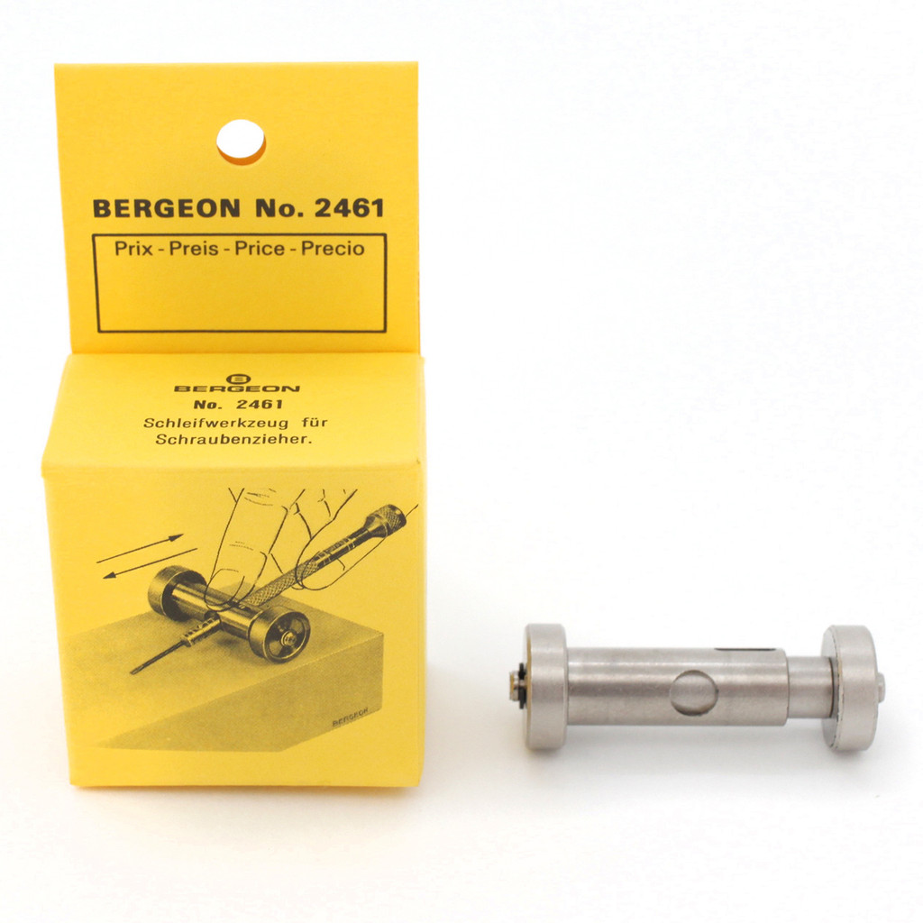 Bergeon 2461 Blade Sharpener for Screwdriver