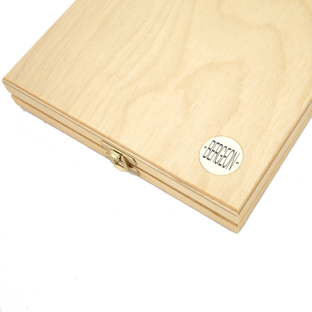Screwdriver Wooden Box Closed - Main