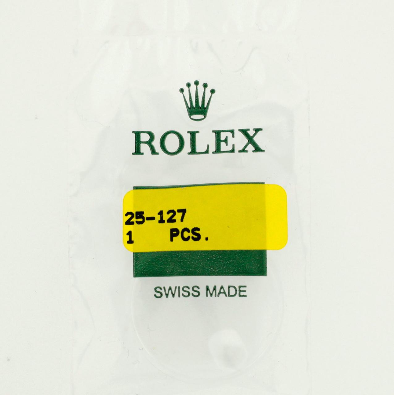 Original Rolex Crystal 25-127