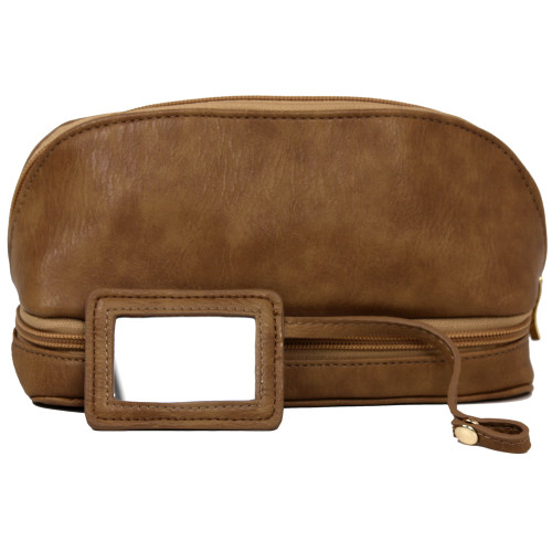 Travel case for makeup and jewelry